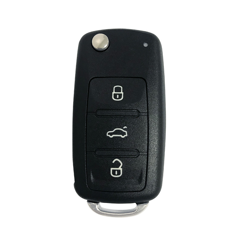 2010-2012 VW AD/N Normal key 3 Button 434MHz Car key for Volkswagen